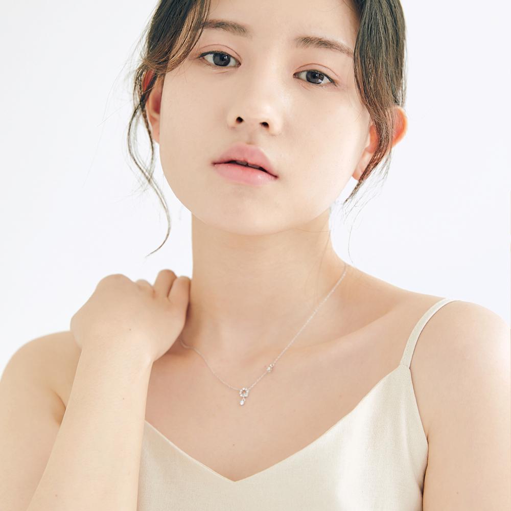 [미코주얼리] 시크리트 목걸이 MK1N5