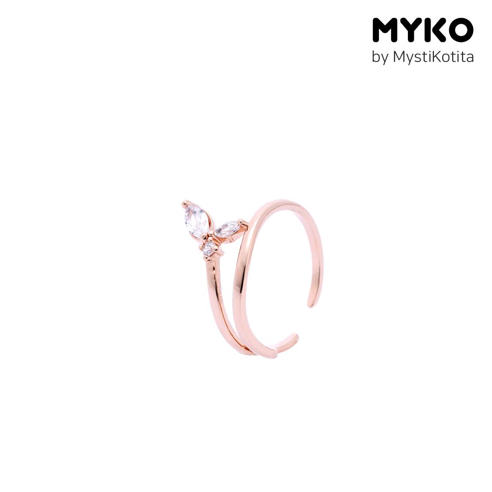 [미코주얼리] 넬리드 반지 MK2R6