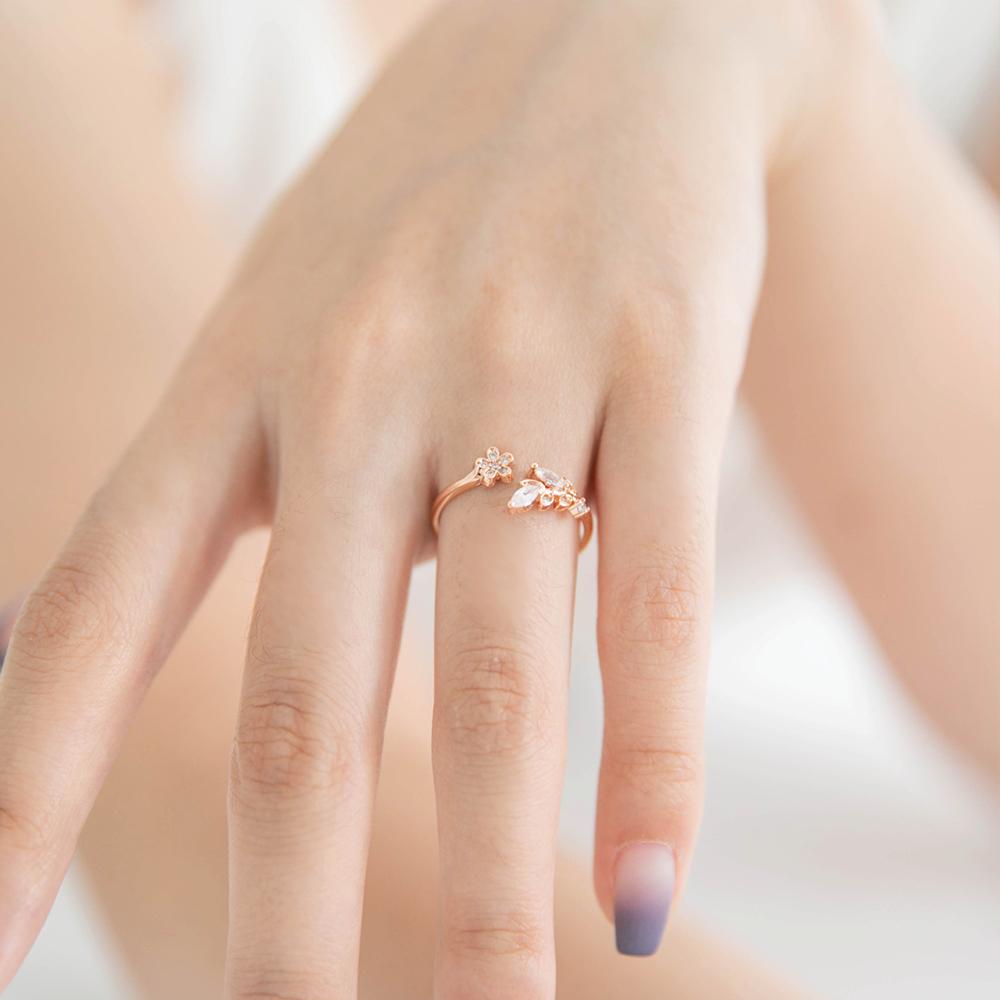 [미코주얼리] 가비던스 반지 MK2R8