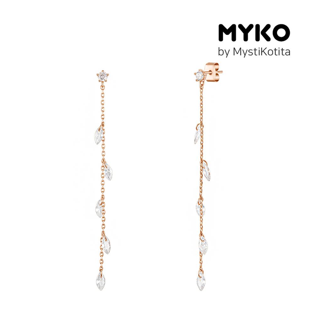 [미코주얼리] 14k 핀 디페니 귀걸이 MK3EI7