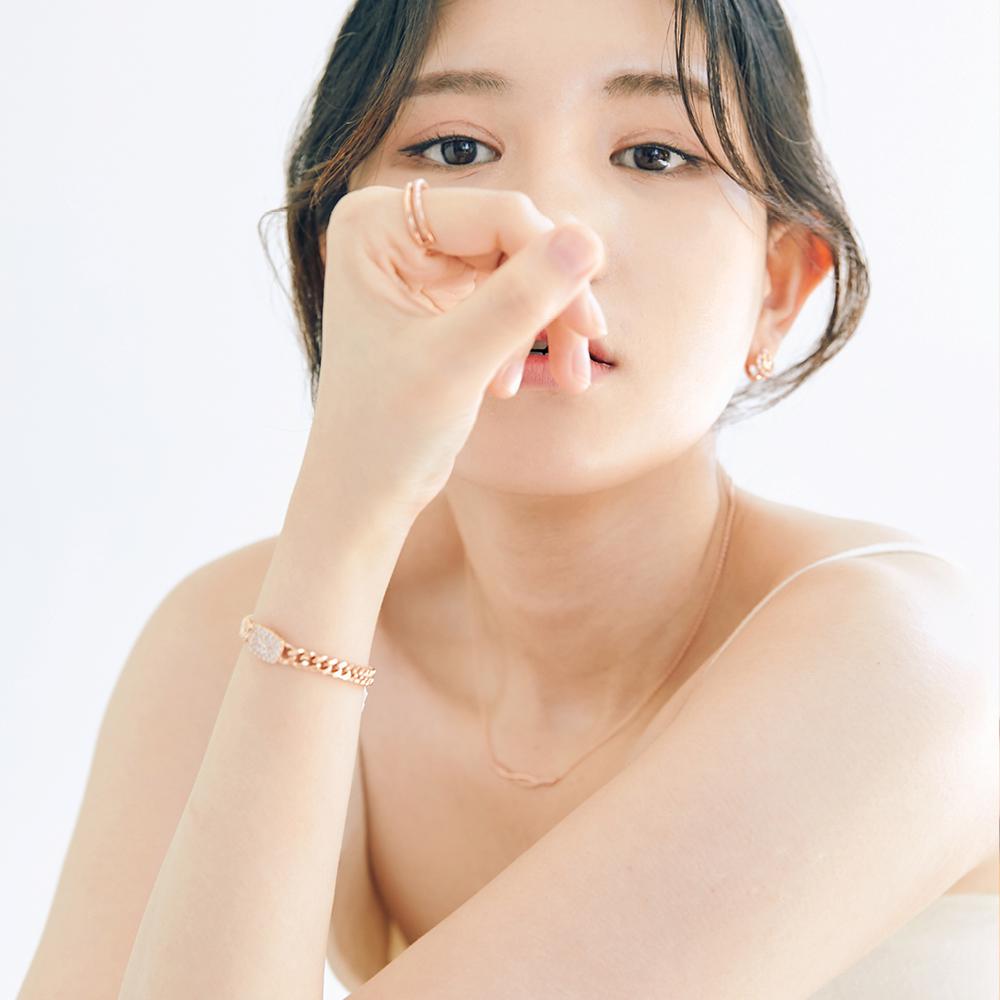 [미코주얼리] 러피뉴 팔찌 MK4B6