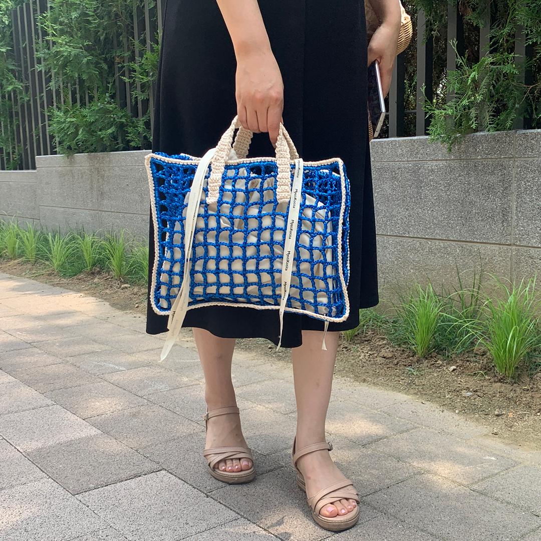 [DIY] 블리네트백 - 알로하+코튼퀸