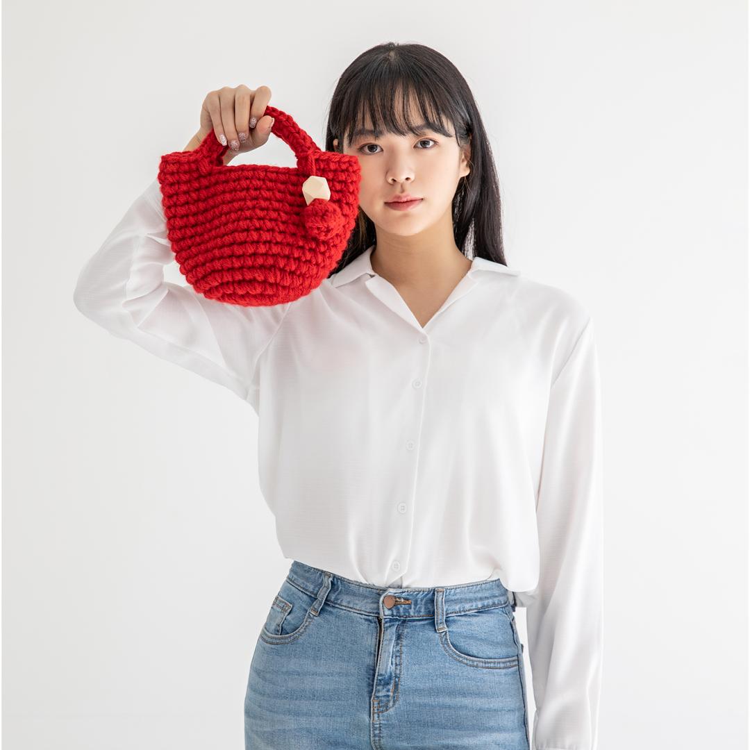 [DIY] 모아심플토트백 - 모아메리노