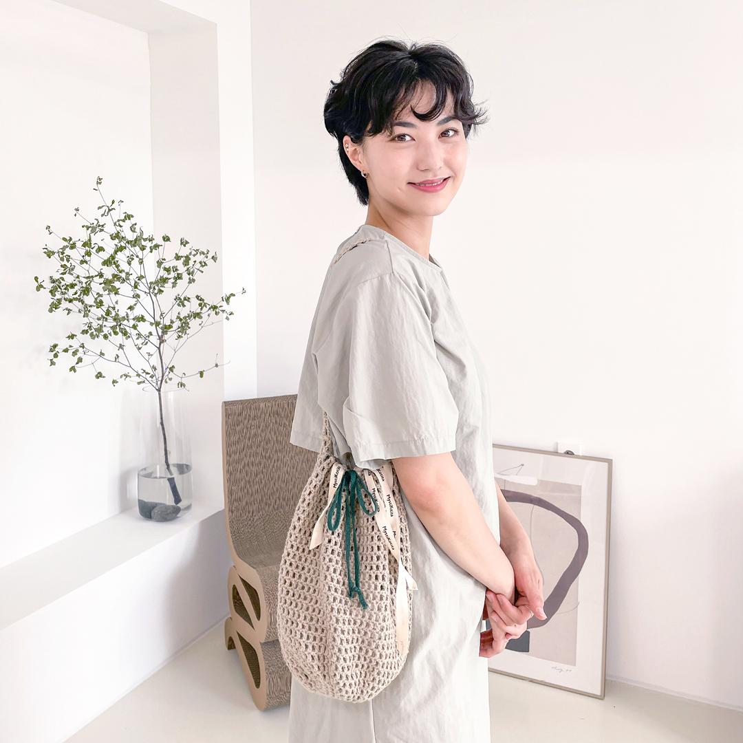 [DIY] 배배네트백